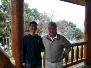 徳島で林業を営む社長さん