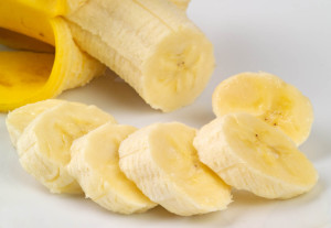 chopped-banana